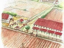 Archeologische vondsten bij Ecowieck worden opgegraven