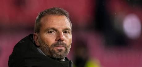 NAC-trainer Steijn blij met Lokhoff: 'Ton is rustig, realistisch en heeft een groot netwerk'
