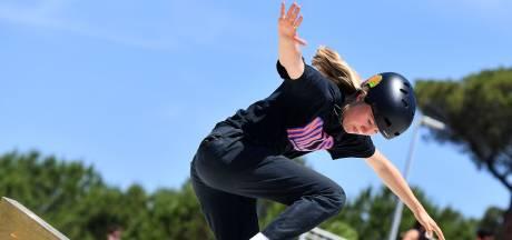Skateboarders Roos Zwetsloot en Keet Oldenbeuving naar de Spelen: 'Ik wil mijn beste ik laten zien'