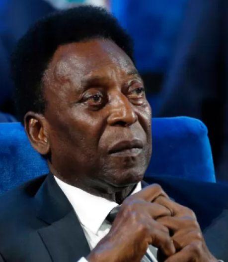 Pelé gaat na ic-opname vol goede moed 'verlenging' in