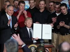 Trumps klimaatsoep wordt niet zo heet gegeten