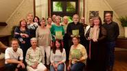 Niet minder dan 23 auteurs schrijven samen een boek over Villa Hellebosch