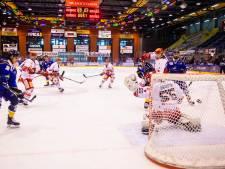Geen nieuwe coronagevallen bij Trappers; nu drie duels binnen vijf dagen voor Tilburgse ijshockeyers