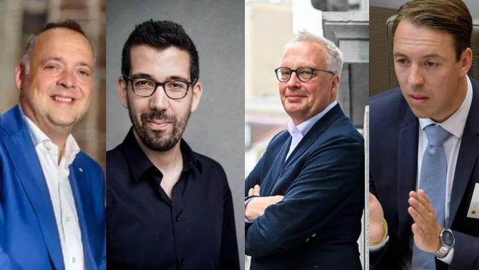 Fons Duchateau / Imade Annouri / Peter Mertens / Sam Van Rooy