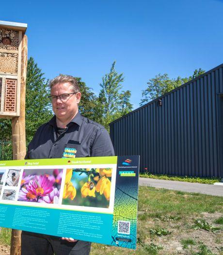 Vleermuizen, vlinders, vogels en insecten zijn welkom in het Bevrijdingspark