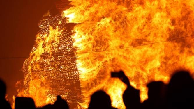 'Domme pech' dat het vuur niet aanging