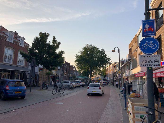 Kruisstraat in Eindhoven