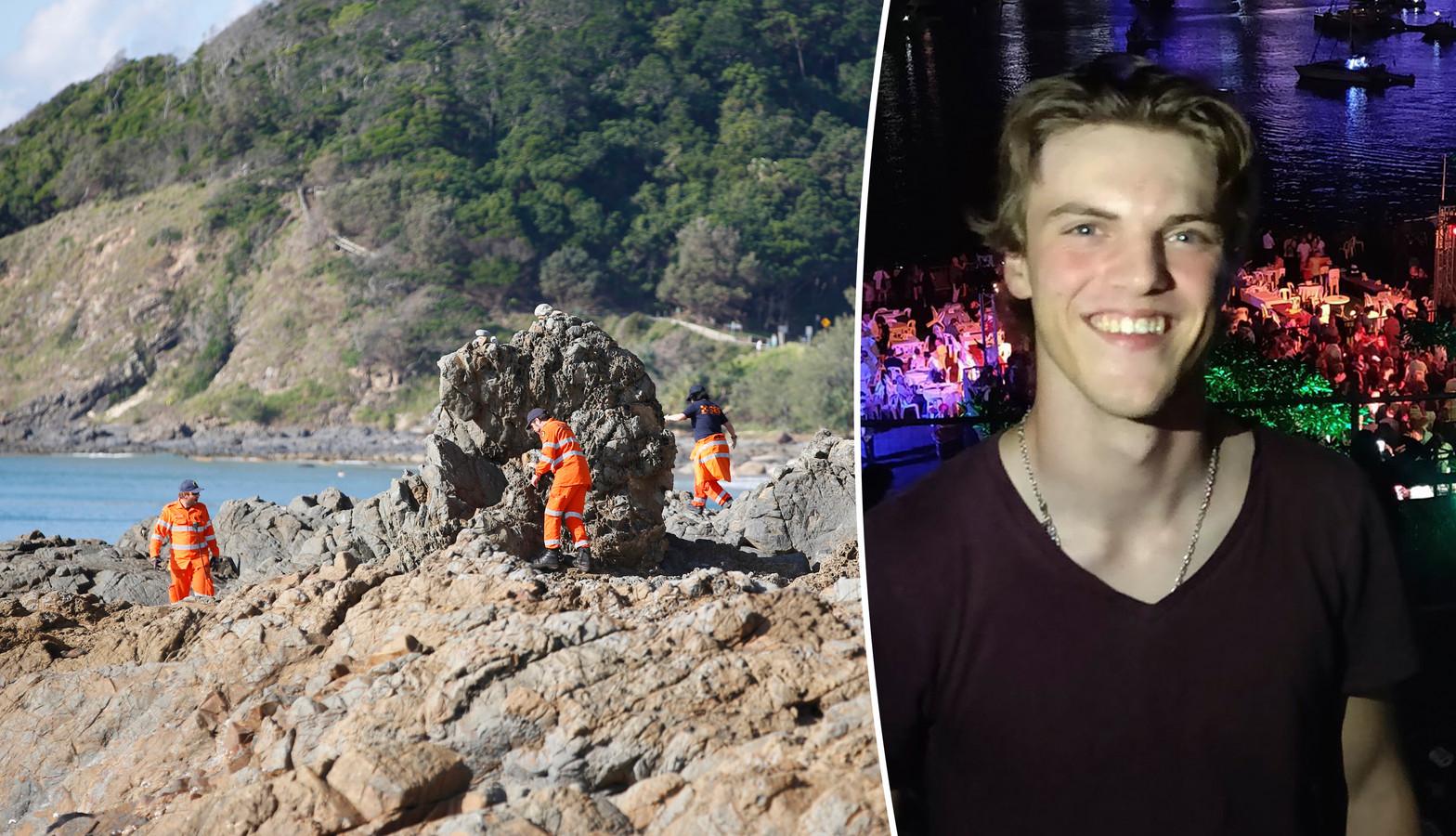 Theo Hayez a disparu en Australie le 31 mai dernier