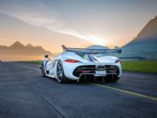 Deze auto heeft een optie die duurder is dan een nieuwe Ferrari