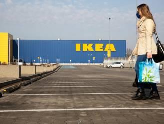 """Staking bij IKEA in Luik: """"Personeel kan niet meer"""""""