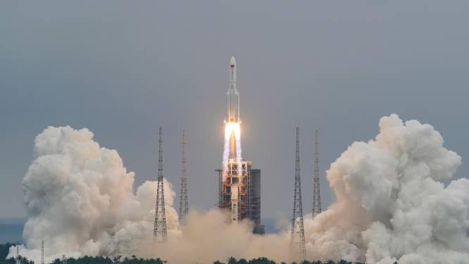 """Crash van Chinese raket nadert, Amerikanen hebben """"geen plannen"""" om brokstukken uit de lucht te schieten"""