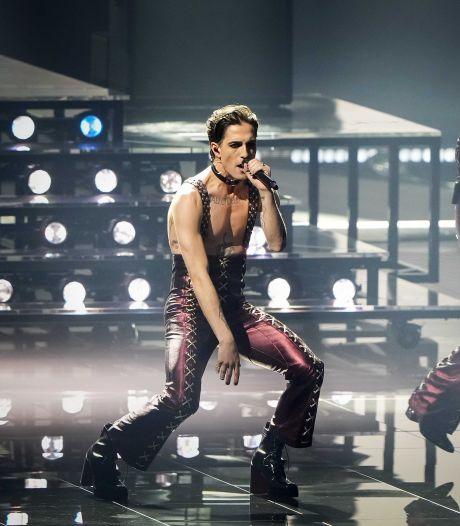 Songfestival: Italiaanse rockact voor het eerst bovenaan bij de bookmakers