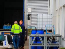 Politie houdt Amersfoorters aan wegens vondst drugslab