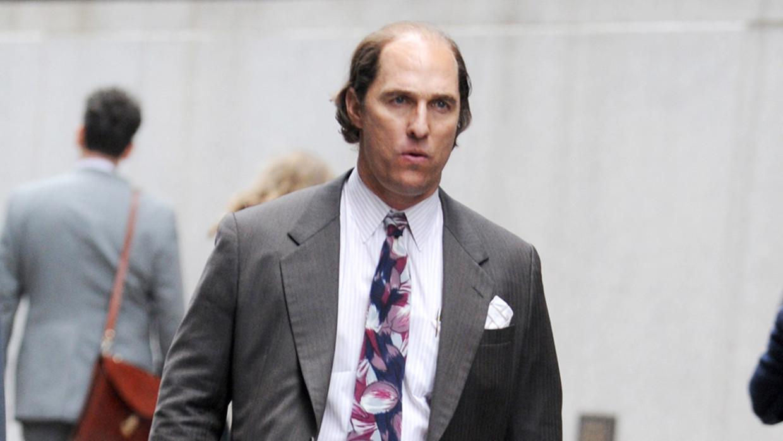 Matthew McConaughey in 'Gold' Beeld Tine Dennis/Sipa USA