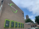 Het huidige gebouw van De Poorterij in de binnenstad van Zaltbommel. Dit gaat over een paar jaar plat om plaats te maken voor woningbouw.