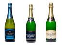 Gran Baron Sparkling 0,0% alc., Night Orient Classic 0,0% alc. en Vendôme Mademoiselle Classic Bio 0,0% alc.