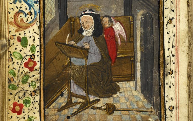 null Beeld Courtesy the British Library Board