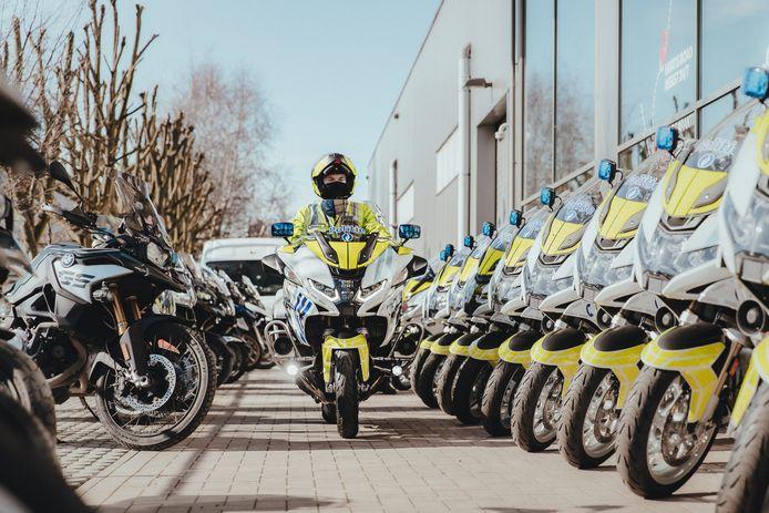 De eerste van de nieuwe motoren zullen deze week al in het straatbeeld te bewonderen zijn.