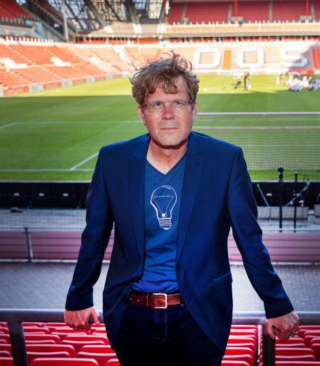 Harrie Timmermans stopt bij Supportersvereniging PSV: 'Mijn ijdelheid heb ik altijd voor het goede doel gebruikt'
