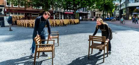 Veel chagrijn bij Utrechtse cafés, maar ze houden terrassen dicht: 'Nu niet verstandig'