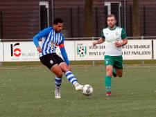 Geldrop - FC Eindhoven/AV gestaakt na bedreiging arbiter