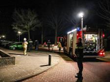 Woning vol rook bij brand in Harderwijk