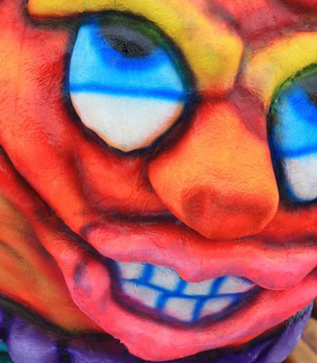 Dieven plunderen carnavalloods in Essen