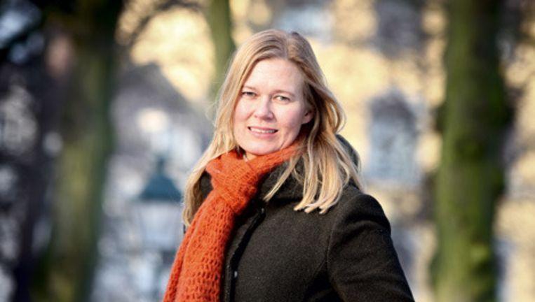 Volgens Ageeth Telleman is de PvdA te lang aan de macht geweest en heerst in die partij 'een cultuur van ouwejongens- krentenbrood en een gebrek aan transparantie'. Foto Jean-Pierre Jans Beeld