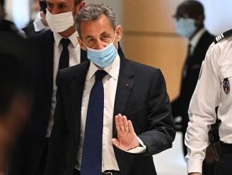 Franse ex-president Nicolas Sarkozy moet jaar cel in wegens corruptie