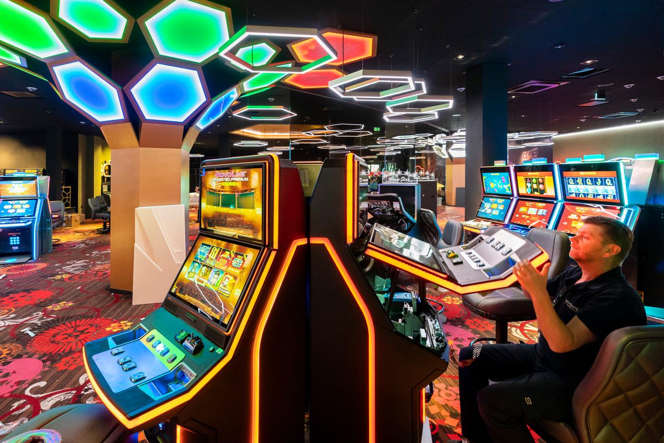 Casino Admiral in Waalwijk is 24 uur per dag open.