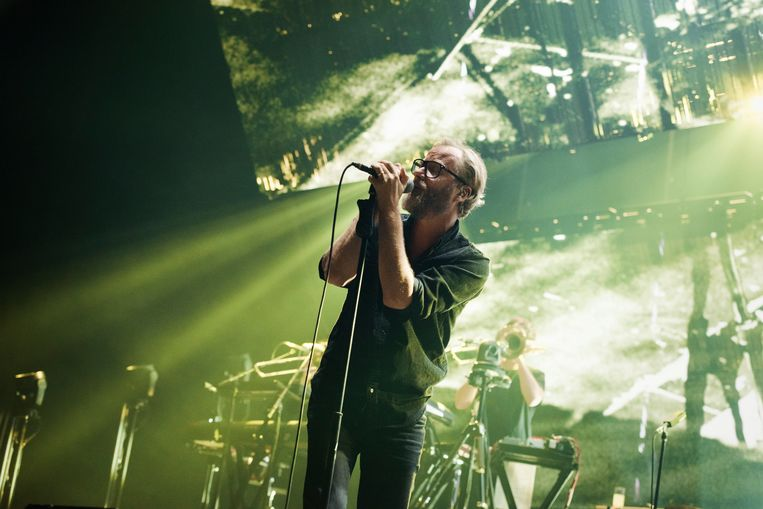 The National in Vorst Nationaal. Beeld Damon De Backer