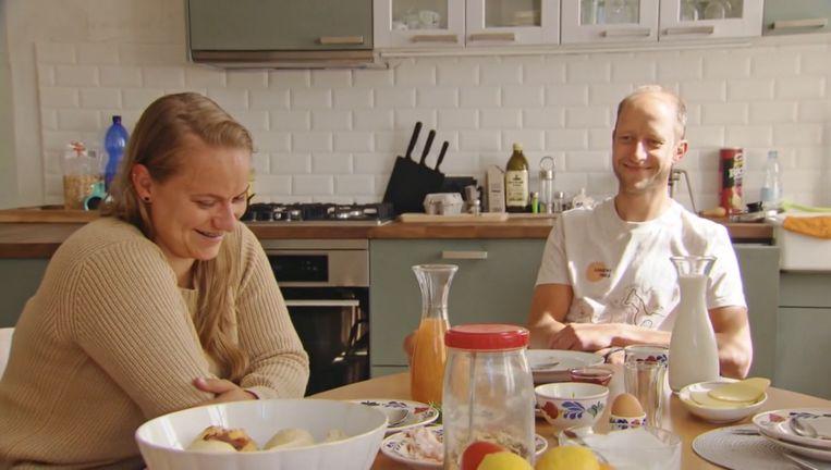 B&B vol liefde Vincent en Monique Beeld RTL/B&B Vol Liefde