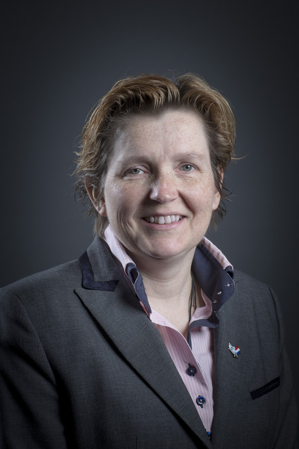 Patricia van der Kammen.