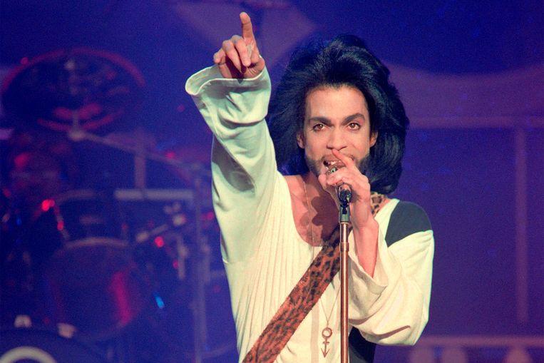 Prince. Beeld AFP