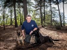 Marco van Hoof uit Best: 'Sommige honden doen alles voor een balletje'