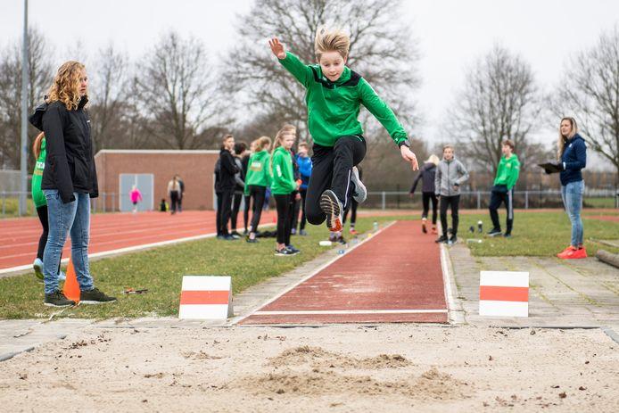 ook atletiekvereniging Sisu zet zaterdag de poorten aan de Kolthofsingel open voor de collectieve open sportdag in Almelo.