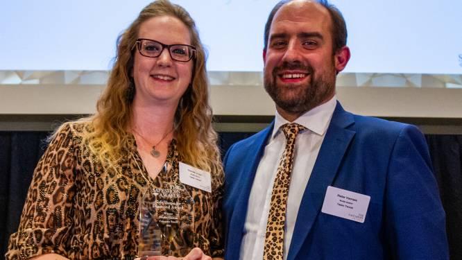 Studio Gaston wint Safeshops Diamond Award