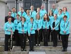 Optreden klarinetensemble KleZZ in Zierikzee