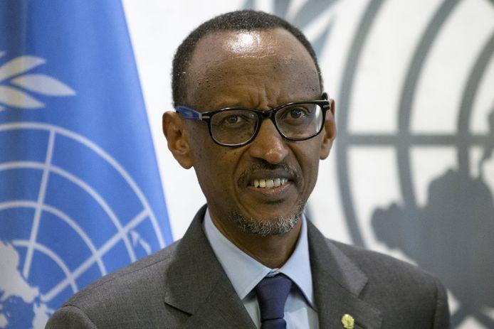 De Rwandese president Paul Kagame kan in principe aanblijven tot 2034.