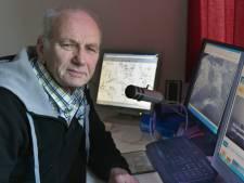 Weerman Jos Broeke over extreme hitte in Zeeland: 'Hier schrik ik wel van'