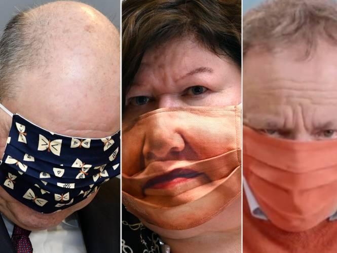 Vaarwel mondmasker? Levensverhaal van attribuut dat 1,5 jaar geleden plots in ons leven opdook