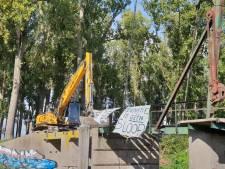 Uitstel renovatie bruggetje Jannezand na kritiek uit Hank