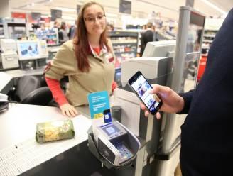 Ook Delhaize lanceert smartphonebetalingen