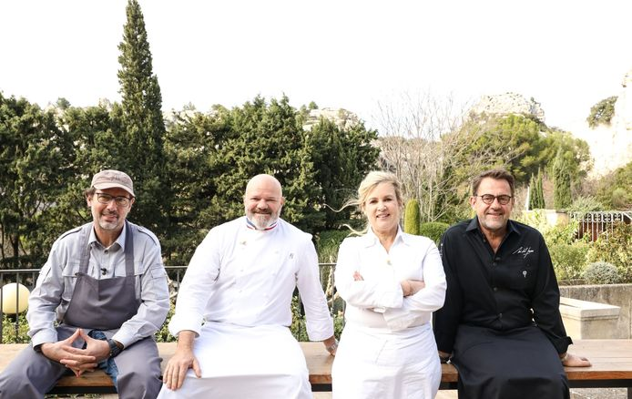 Comme l'année dernière, Paul Pairet, Philippe Etchebest, Hélène Darroze et Michel Sarran seront chefs de brigade et tenteront de remporter l'émission en amenant un de leurs poulains en finale.