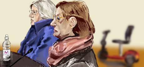 Halfjaar cel voor zussen (80 en 81 jaar) die slachtoffer van hun pedofiele broer wilden omkopen