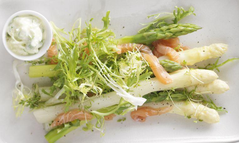 Met deze salades vliegen kilo's er af