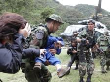 Douze touristes belges toujours bloqués au Machu Picchu