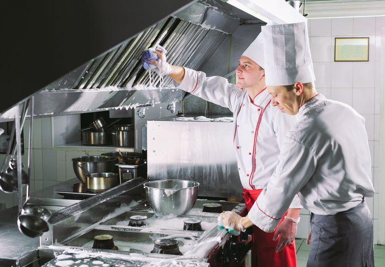 Ondernemers en consumenten kunnen voortaan online checken hoe schoon een restaurant is. Beeld Shutterstock
