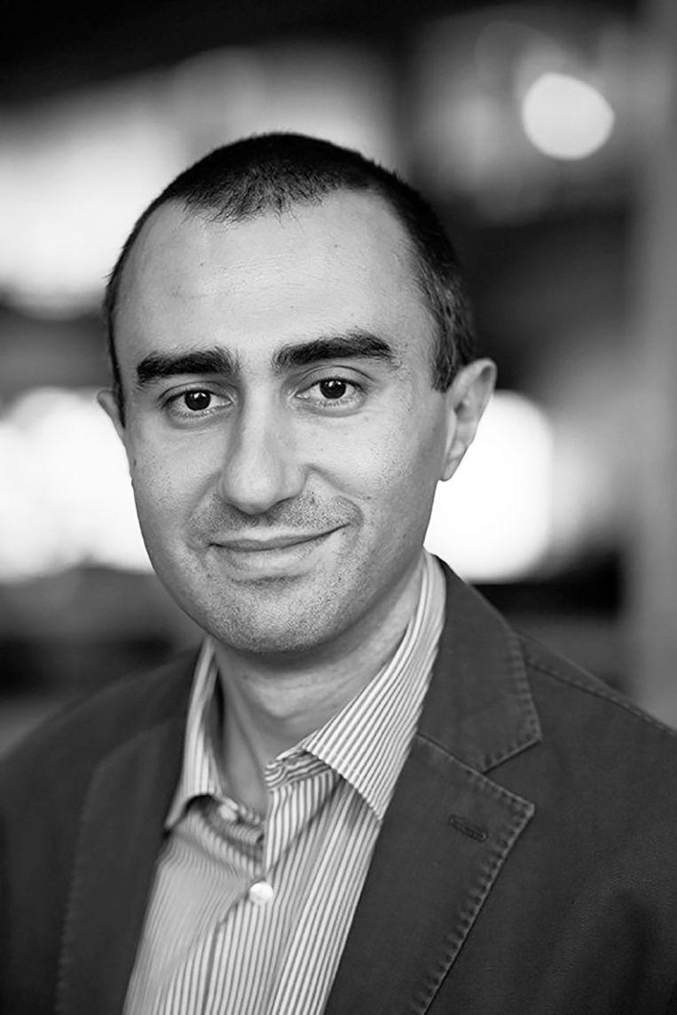 Umberto Olcese is universitair hoofddocent cognitieve en systeemneurowetenschappen aan de Universiteit van Amsterdam. Beeld