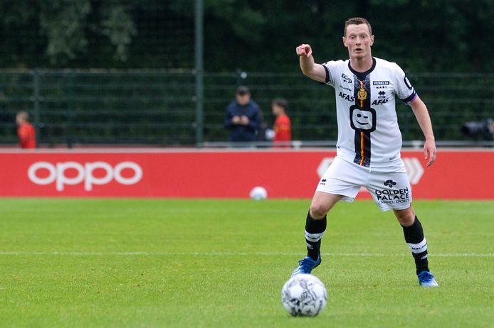 Rob Schoofs zal ook dit seizoen de lijnen uitzetten bij KV Mechelen.